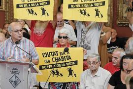 La oferta de viviendas de alquiler turístico en Mallorca se reduce un 20 % en dos años