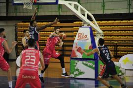 El Iberojet Palma anula al Ourense y mira al playoff