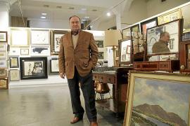 «El arte es una buena inversión si se sabe esperar, no paga el IBI»