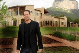 Drew Aaron: «Mi mujer y Mallorca han sido mis dos flechazos»