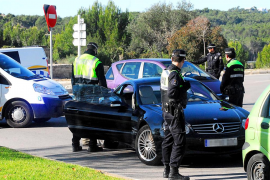 La unidad de tráfico de la Policía Local de Calvià inspeccionó 7.000 vehículos en 2011