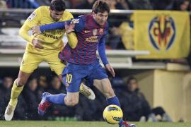 El empate complica el horizonte del Barcelona