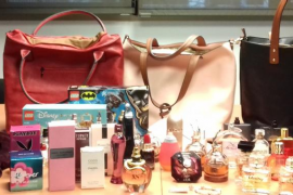 Detenidas cuatro mujeres por el robo de perfumes en tiendas de Palma