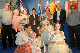 Fiesta en la Casa de Valencia