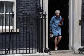 May admite que no tiene suficientes votos para aprobar el acuerdo del 'Brexit'
