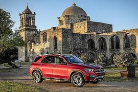 Mercedes-Benz GLE con tecnología EQ Boost de 48 V