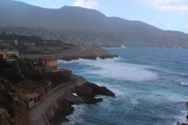 Activado el 'Índice de Gravedad 1' por fenómenos costeros en Mallorca y Menorca