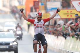 De Gendt lidera la Volta a Catalunya y Enric Mas se posiciona