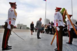 Primer viaje oficial de la realeza británica a Cuba