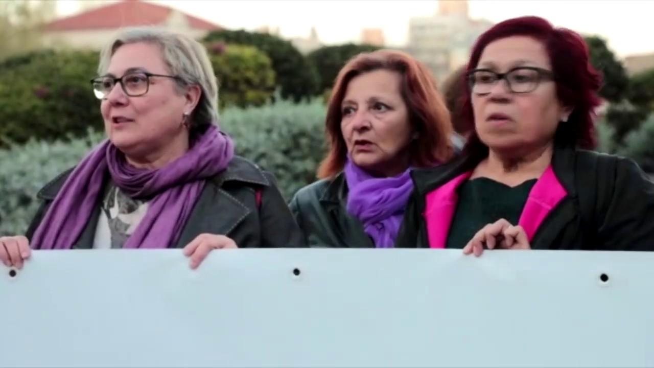 Concentración en Palma contra la violencia machista