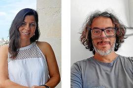 Isabel Martín y Joan Miqueo