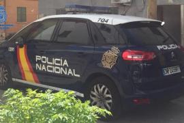 Detenidos por conducir con un bebé en el regazo a gran velocidad