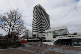 Town halls in several German cities were evacuated after threats