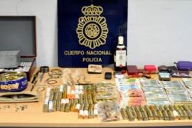 Detenidos por robar en un centro social de Ciutadella