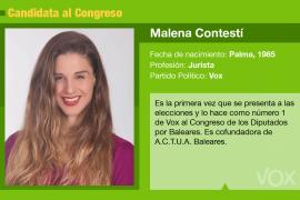 Vox Baleares aspira a entrar en el Congreso la primera vez que se presenta a las elecciones
