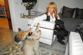 «Los ladrones conocían la casa, nos vigilaban y aprovecharon que salimos a pasear los perros»
