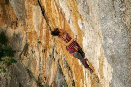 La mallorquina Neus Colom hace historia en la Serra de Tramuntana