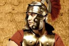 Ruta infantil por la Palma romana