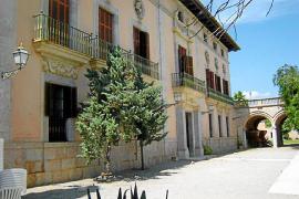 Un cambio en la normativa permitirá que el Palau d'Aiamans de Lloseta sea un hotel de interior