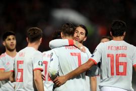 Morata aprovecha el trámite y España se impone a Malta