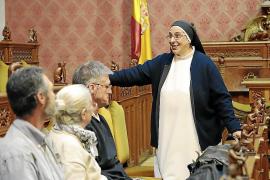 Sor Lucía Caram: «La felicidad está en amar la vida y compartirla»