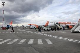 EasyJet incrementará este verano su capacidad un 7 % en el aeropuerto de Palma
