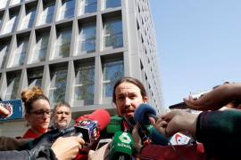 Pablo Iglesias señala a «una trama criminal que vincula a policías corruptos, medios de comunicación y empresarios»