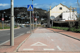El Consell d'Eivissa licita la creación de una red de carriles bici de 26 kilómetros