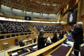 Los ciudadanos de Baleares eligen a cinco senadores en las elecciones del 28 de abril