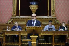 Ensenyat pone el gobierno del Consell de Mallorca como ejemplo de estabilidad