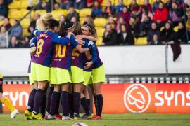 El Barça se mete en las semifinales de la Champions femenina