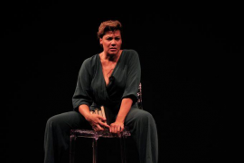'Lovely', el poemario de Antònia Vicens se representa en el Teatre Municipal Mar i Terra