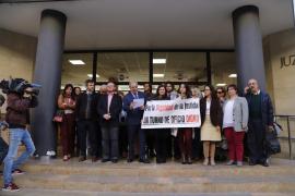 Justicia paga a los abogados de oficio de Baleares