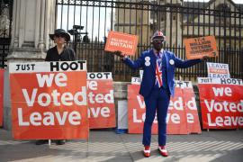 Luz verde del Parlamento británico para votar este viernes el tratado del 'Brexit'