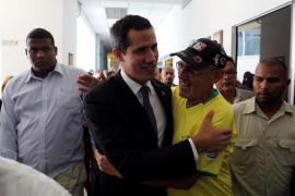 El régimen de Maduro inhabilita para cargos públicos a Guaidó por 15 años