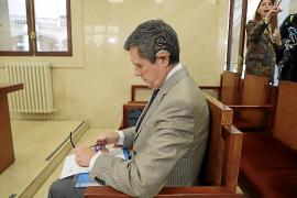 Ningún testigo corrobora la acusación contra Matas y el fiscal sigue adelante