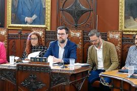 Noguera defiende a Ferrer: «El pacto con la EMT no es una victoria mía»