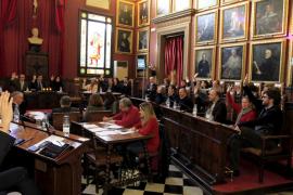 El pleno de Cort aprueba los estatutos de la Fundación Turismo Palma 365