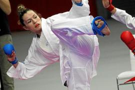 Cristina Ferrer dice adiós en primera ronda