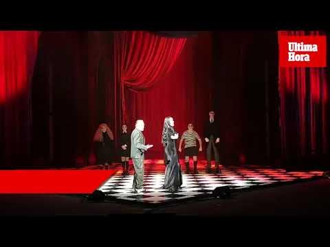 La familia Addams más «gamberra», en Palma con el musical de Broadway