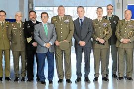 Coronel Ángel Gómez de Ágreda: «No tenemos conciencia de lo vulnerables que somos»
