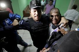 Detenido en directo el periodista David Romero en Honduras