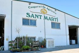 La Cooperativa Agrícola de Sant Martí cumple 60 años