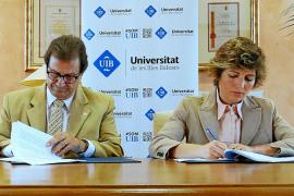 Iberostar y UIB colaboran en la Cátedra del Mar para investigar y proteger el Mediterráneo