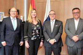 Baleares y Canarias conversan sobre los efectos de la insularidad en la gestión sanitaria