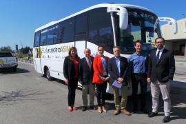 Un bus lanzadera gratuito conectará el Polígono Son Castelló con el parking de Son Fuster a partir del lunes