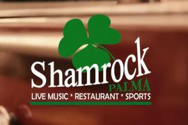 La banda Black is Black suena en el Shamrock Fun Place con el rock más potente