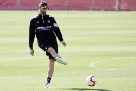 Vicente Moreno: «Soy afortunado por los jugadores que tengo»