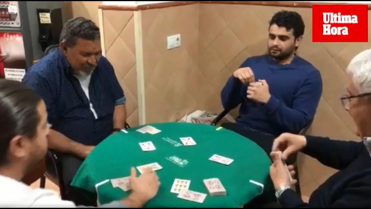 El truc, el juego más mallorquín