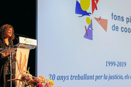 El Fons Pitiús celebra 20 años trabajando por la justicia, los derechos humanos y la paz